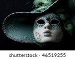 carnival in venice | Shutterstock . vector #46519255