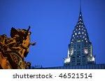 Statue Of Mercury At Grand...