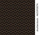 dark delicate seamless pattern...   Shutterstock .eps vector #465393074