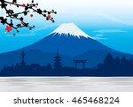 Mountain Fuji Japan Sakura View ...