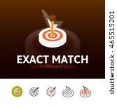 exact match color icon  vector...