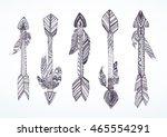 pattern for adult  children... | Shutterstock .eps vector #465554291