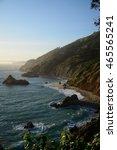 Small photo of the coast of California / California coast