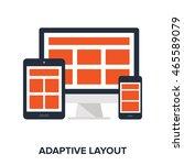 adaptive layout concept