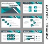 green and black multipurpose... | Shutterstock .eps vector #465651845