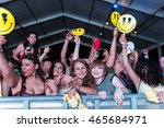 new york  ny   june 18  2016  ... | Shutterstock . vector #465684971