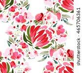 abstract elegance seamless... | Shutterstock . vector #465706361