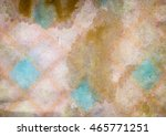 abstract background of old... | Shutterstock . vector #465771251