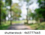 abstract blur walkway in city... | Shutterstock . vector #465777665