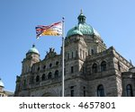 victoria british columbia...   Shutterstock . vector #4657801
