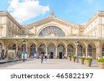 Gare De Paris Est  Gare De L...