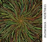 colorful sunburst background.... | Shutterstock .eps vector #465870611