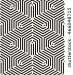 vector seamless pattern. modern ... | Shutterstock .eps vector #466048715