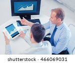 business  technology ... | Shutterstock . vector #466069031