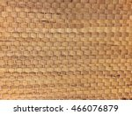 Close Up Wicker Handmade Seat...