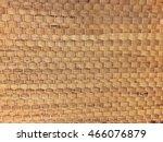 Close Up Wicker Handmade Seat...