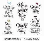 season life style inspiration... | Shutterstock .eps vector #466095827