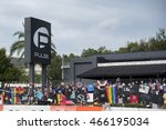 orlando florida   august 9th... | Shutterstock . vector #466195034