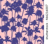 vector palm trees illustration...   Shutterstock .eps vector #466216007