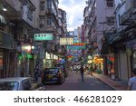 hong kong  china   july 2nd.... | Shutterstock . vector #466281029