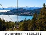 san carlos de bariloche  rio... | Shutterstock . vector #466281851