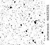 ink splatter seamless pattern.... | Shutterstock .eps vector #466352501
