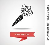 vegetables icon | Shutterstock .eps vector #466364351
