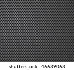 metal background. vector... | Shutterstock .eps vector #46639063