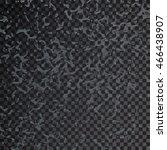 water splash drop isolated... | Shutterstock .eps vector #466438907