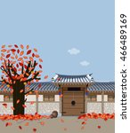 Traditional Korean Style House...