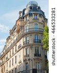 Architecture In Paris. Typical...
