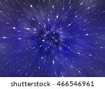 abstract violet background.... | Shutterstock . vector #466546961