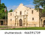 The Alamo In San Antonio  Texa...