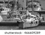 italy  sicily  mediterranean... | Shutterstock . vector #466609289