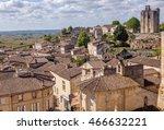 french city of Saint-Emilion
