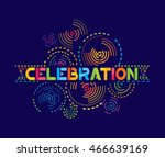 vector illustration of... | Shutterstock .eps vector #466639169