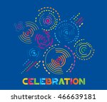 vector illustration of... | Shutterstock .eps vector #466639181