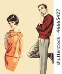 Couples   Retro Style...