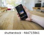 lendelede  belgium   april 20th ... | Shutterstock . vector #466715861