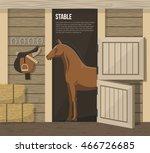 Horse Breeding Farm Stable...