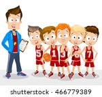 cartoon vector illustration of... | Shutterstock .eps vector #466779389