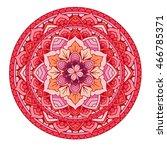 mandala.floral mandalas set...   Shutterstock .eps vector #466785371