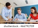education  school  learning ... | Shutterstock . vector #466792709