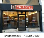 new york city   august 9 2016 ...   Shutterstock . vector #466852439