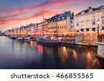 Copenhagen  Denmark On The...