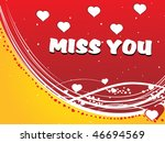 vector valentine background...