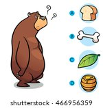 vector illustration of make the ... | Shutterstock .eps vector #466956359