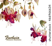 Floral Background.greeting Card....