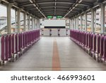 billboards in bangkok | Shutterstock . vector #466993601