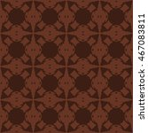 brown abstract background ... | Shutterstock . vector #467083811